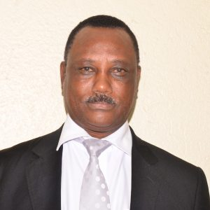 Fredy Mwanri - Oparation Manager