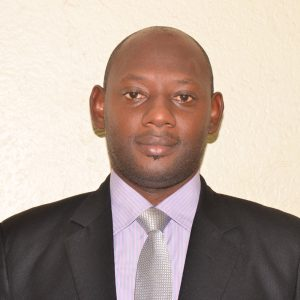 Ibrahim Komu - Legal & Administration Manager